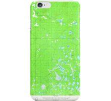 USGS TOPO Map Alaska AK Mount McKinley C-6 357801 1958 63360 iPhone Case/Skin