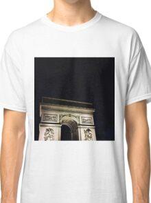 Paris arc  Classic T-Shirt