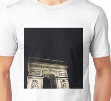 Paris arc  Unisex T-Shirt