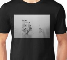 Out of time, out of space Unisex T-Shirt