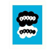 TFIOS OKAY Art Print