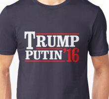 TRUMP PUTIN 16 Unisex T-Shirt