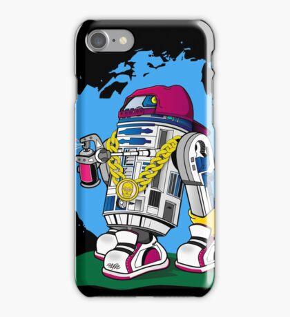 Star Wars: Street Art2D2 iPhone Case/Skin