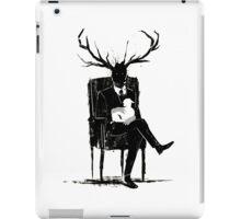 Hannibal Lecter NBC Stag Antlers Lamb iPad Case/Skin