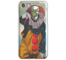 IT's Pennywise in The Son of a Man iPhone Case/Skin