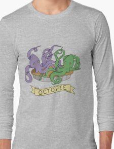 Octo-pie Long Sleeve T-Shirt
