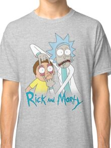 Rick And Morty | Eyes Wide Open Classic T-Shirt