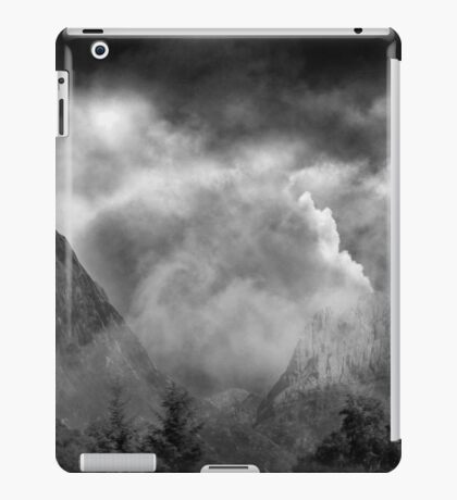 A Valley of Tears. iPad Case/Skin
