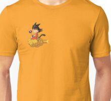 //Goku x Flying Nimbus of Roshi// Unisex T-Shirt