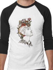 Will Graham NBC Mind Drawing  Men's Baseball ¾ T-Shirt