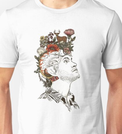 Will Graham NBC Mind Drawing  Unisex T-Shirt
