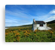 Whitepark Bay, Antrim, Northern Ireland Canvas Print
