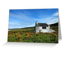 Whitepark Bay, Antrim, Northern Ireland Greeting Card