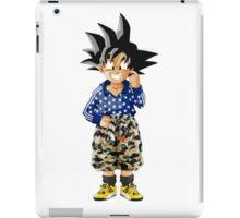 Son Goku Dragon Ball Z HD iPad Case/Skin