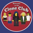 welcome to the clone club - orphan black Lego by kennypepermans