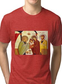 Presentation of Jesus at the Temple Tri-blend T-Shirt