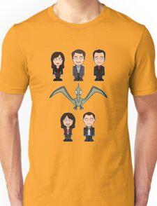 Torchwood team (shirt) Unisex T-Shirt