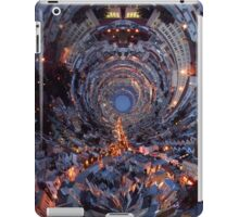 Inside a Space Station to a Galaxy Far iPad Case/Skin