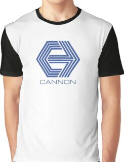Cannon Films Graphic T-Shirt