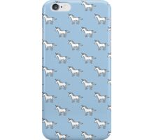 Cute Unicorn pattern iPhone Case/Skin