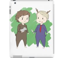 Hannibal chibi iPad Case/Skin
