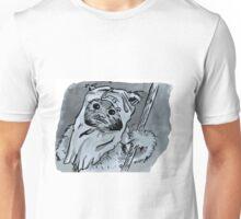 Ewok!! Mixed Media Illustration  Unisex T-Shirt