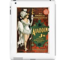 Aladdin Jr 3 - Strobridge - 1894 iPad Case/Skin