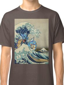 The Great Wave Off Gyarados Classic T-Shirt