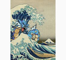 The Great Wave Off Gyarados Unisex T-Shirt
