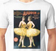 Aladdin Jr 4 - Strobridge - 1894 Unisex T-Shirt