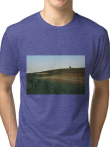 The lines of nature Tri-blend T-Shirt