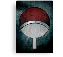 Fan symbol Canvas Print