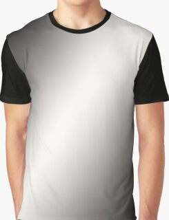 Silver Gradient Graphic T-Shirt