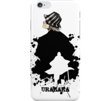 Silhouette  Shop owner  iPhone Case/Skin
