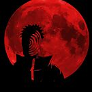 red moon obito by jpmdesign