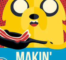 Jake The Dog. Sticker