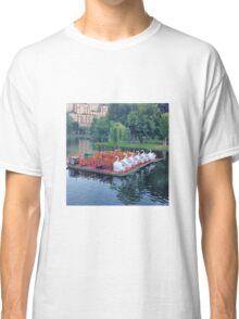 Boston Swan Boats Classic T-Shirt