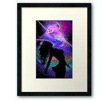 Saturday Dancer Framed Print