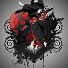 itachi grunge by jpmdesign