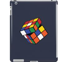 Rubik's Cube - Twisted iPad Case/Skin