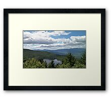 White Mountains of New Hampshire Framed Print