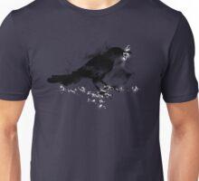 Broken String - Dark Blue Unisex T-Shirt