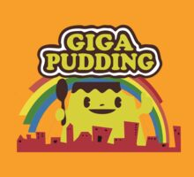 giga pudding shirt by kennypepermans