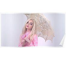 That Poppy Umbrella Photoshoot Poster
