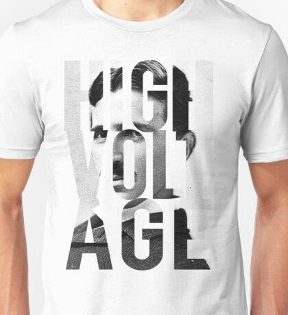 Claim to Fame Series 01 - Nikola Tesla Unisex T-Shirt