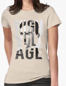 Claim to Fame Series 01 - Nikola Tesla Womens Fitted T-Shirt