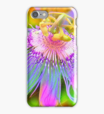 Electrifying Passion iPhone Case/Skin