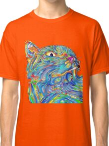 Cat Rainbow Classic T-Shirt