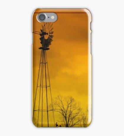 The Golden Days iPhone Case/Skin