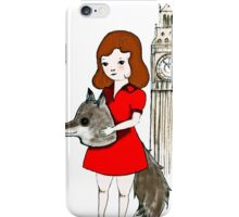 Fox 578 iPhone Case/Skin